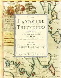 the landmark thucydides book by victor davis hanson robert b