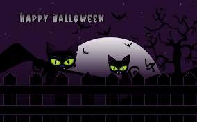 cat halloween wallpaper happy halloween 696467 walldevil