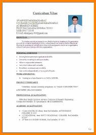 resume doc format 11 cv format in word doc prome so banko