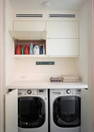 laundry room cabinet ideas laundry room traditional with blue