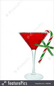 christmas martini christmas cocktail image