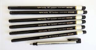 a penchant for paper pencil review tombow mono drawing pencil set