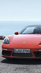 Porsche Boxster Red - porsche 718 boxster 2017 sports car red wallpaper wallpapersbyte