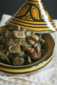 feve cuisine salade de fèves à la marocaine cuisson vapeur au cumin et citron