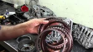 09g transmission repair part 2 youtube