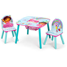 Mickey Mouse Kids Table And Chairs Disney Mickey Mouse Activity Easel Walmart Com