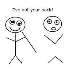 I Ve Got Your Back Meme - i ve got your back by athletegurl98 meme center