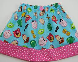 toy story dress etsy