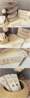 wishing rocks for wedding alternative wedding guest book ideas jenga corks wishing