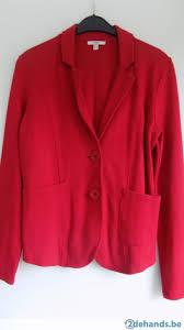 k design jas jas ptc rood mt l als nieuw als k design te koop 2dehands be