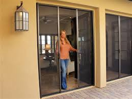 Sliding French Patio Doors With Screens Modern Concept Sliding French Doors With Screen With Sliding