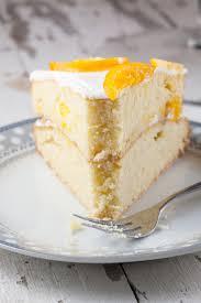 double layered clementine cake ohmydish com