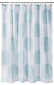 Teal Ruffle Shower Curtain by Curtains Hippie Bathroom Decor Boho Boutique Utopia Shower