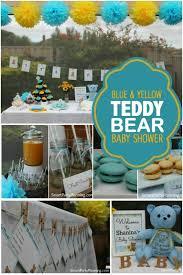teddy decorations teddy boy baby shower ideas baby boy decorations for baby