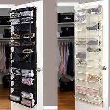 Shoe Rack For Closet Door Livingroom Black Wood Shoe Cabinet Closet Shelf With Mirror Door