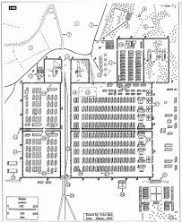 Camp Plans the illustrated auschwitz lie