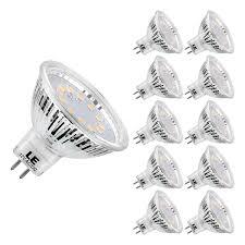 Mr16 Led Bulbs For Landscape Lighting by 3 5w Mr16 Gu 5 3 Led Light Bulbs Warm White 35w Halogen Bulbs