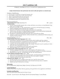 Food Industry Resume Resume Examples For Insurance Industry