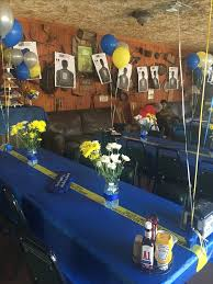 retirement party table decorations 47 best party ideas images on pinterest police party police