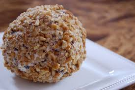 thanksgiving cheese ball recipe cranberry and toasted pecan cheese ball