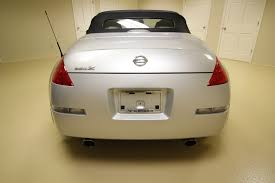 nissan 350z gas type 2007 nissan 350z grand touring roadster super clean low miles