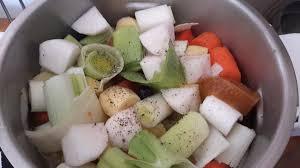 cuisiner palette demi sel saucisses de morteau et palette demi sel façon pot au feu au