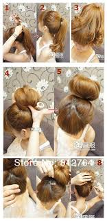 when were doughnut hairstyles inverted 28 best sock bun hairstyles images on pinterest hair dos
