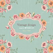 vintage design vintage template design vector free