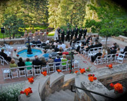 wedding venues colorado springs top 10 wedding venues in colorado springs co best banquet halls