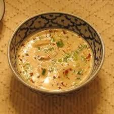 cuisine thaillandaise authentique soupe thaïlandaise au lait de coco allrecipes fr