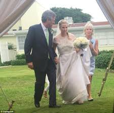 bush wedding dress george h w bush gets a from granddaughters marshall bush and