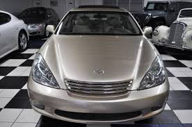 2004 lexus es330 sedan 2004 lexus es330 for sale 1979101 hemmings motor news
