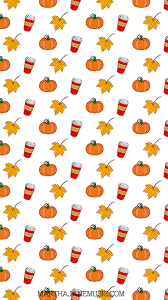 Cute Fall Wallpaper by Free Autumn Inspired Iphone Wallpapers Martha Jane Edwards