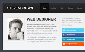 Best Personal Resume Websites by Resume Websites Examples Visual Cv Online Resume Builder