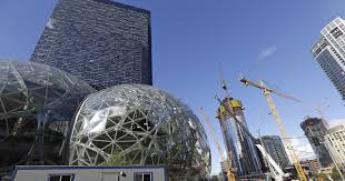 Where Is Google Headquarters Located Amazon Headquarters City That Wins Will Get Mixed Blessing