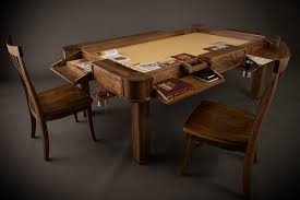 Gaming Coffee Table Webb Pickersgill Showcases Diy Game Tables Dice Tower News