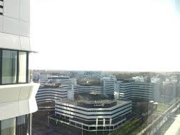 chambre d h e amsterdam vue de la chambre picture of inn amsterdam arena towers