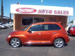 orange chrysler pt cruiser for sale used cars on buysellsearch