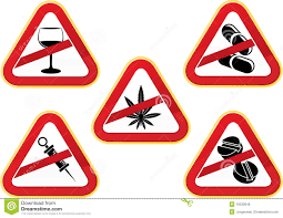 say no to drugs clipart china cps