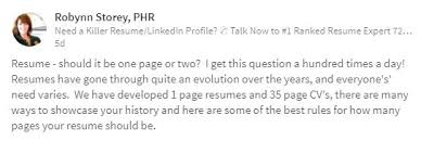 Phr Resume 100 Resume How Many Years 7 Ways To Make A Resume Wikihow