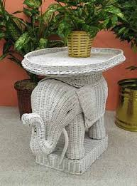 elephant end tables ceramic end tables designs elephant end tables eclectic grey colored oval