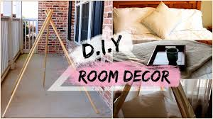 d i y room decor inspired modern chic youtube