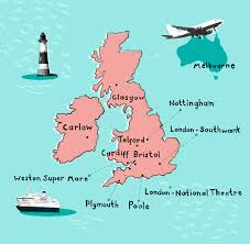 Plymouth England Map by What Am I Worth Our Journey Of Discovery In 2017