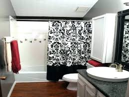 Bathrooms With Shower Curtains Bathrooms With Shower Curtains Engem Me