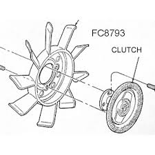 2004 f150 fan clutch mustang fan clutch upgrade 5 0 1979 1993
