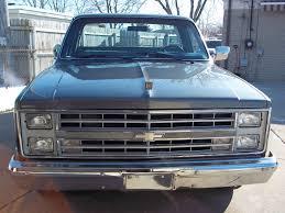 2 Tone Paint 1986 Chevrolet Truck Silverado 2 Tone Paint V8 Motor C10 Automatic