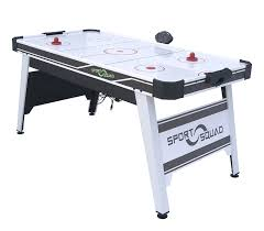 air powered hockey table sport squad hx66 air powered hockey 66 with table tennis conversion