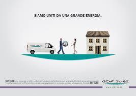 gdf suez si e social hanno esordito l 8 maggio i primi annunci italiani di gdf suez