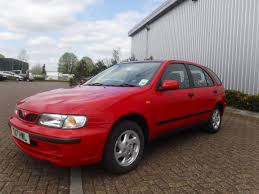 nissan almera gearbox for sale nissan almera 1 6 slx auto 5 dr 1999 for sale at the lhd place