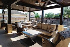 Patio Covers Houston Tx by Backyard Retreats Patio Builder Houston Outdoor Structures